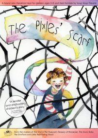 The Pixies Scarf ©️Soap Soup Theatre