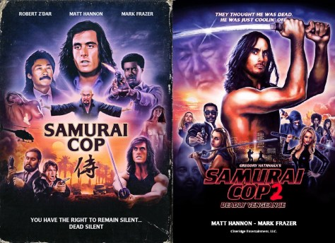 Samurai Cop Double Bill