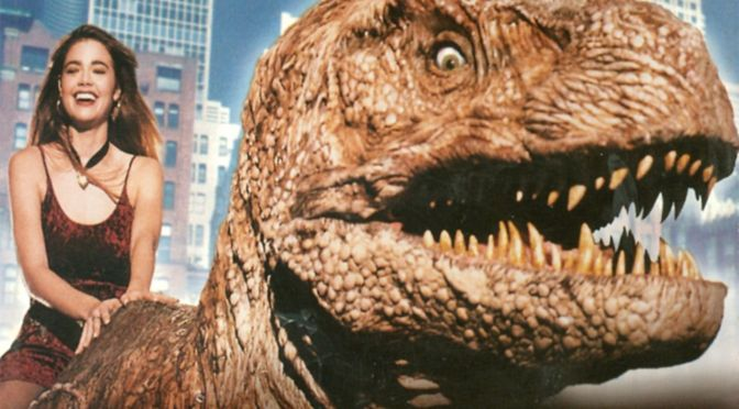 SOLD OUT: TAMMY AND THE T-REX (1994) – 20th June, Bristol Improv Theatre