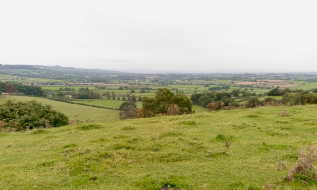 The view over Dyrham