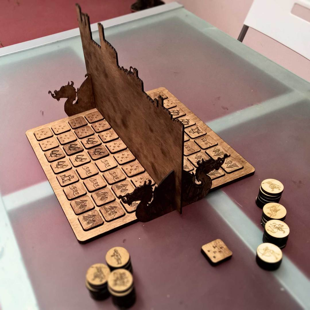 Cyvasse • Game of Thrones Board Game