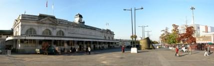 Gordonplant - Cardiff Station