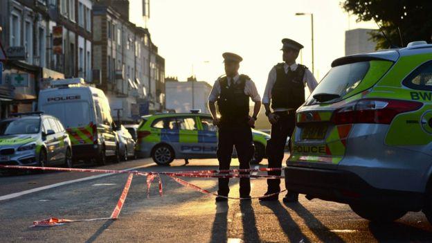 004 London Van Attack Mosque