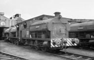 No. S10 'Hallen' (Peckett 2035 of 1943) at the Port of Bristol Authority, Avonmouth 21/7/63