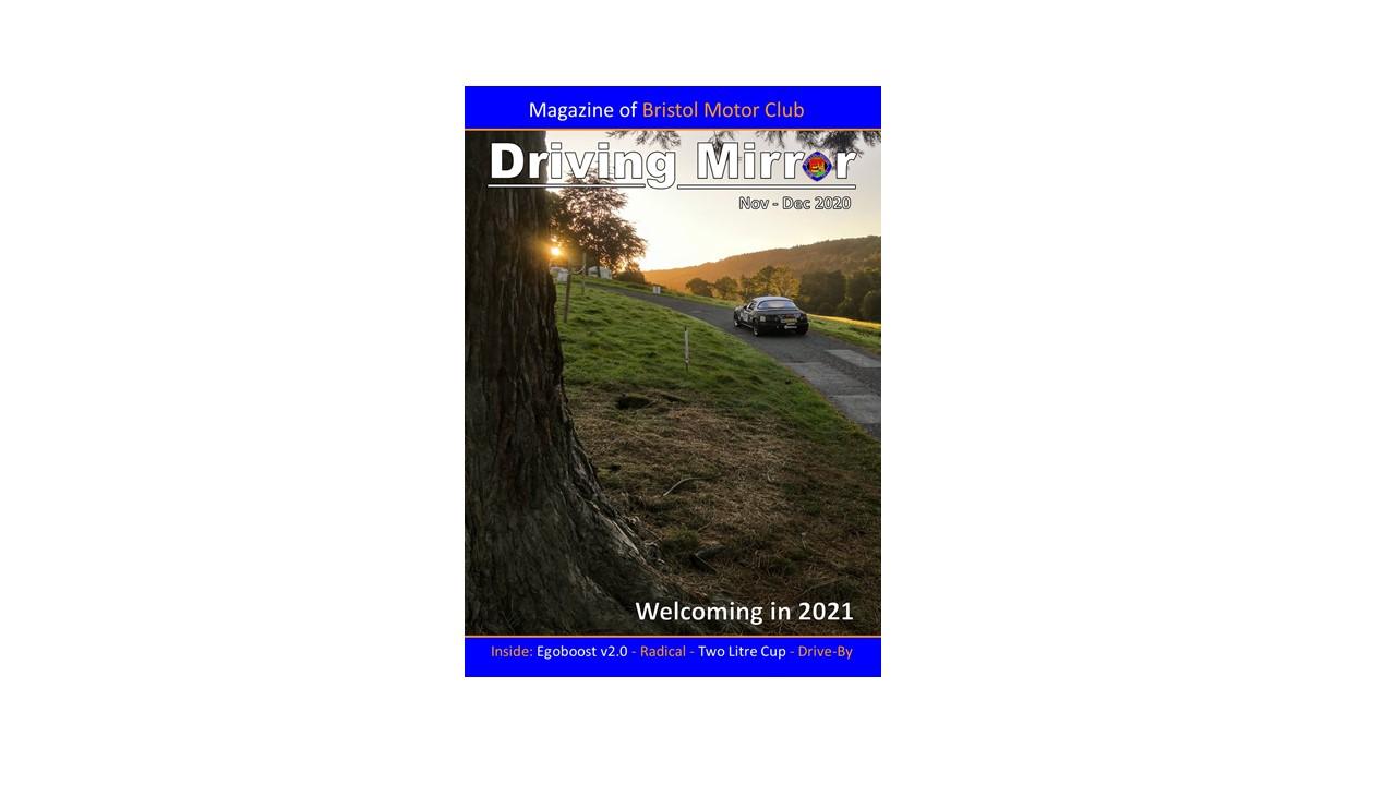 Driving Mirror Nov – Dec 2020 (Cover – Small)