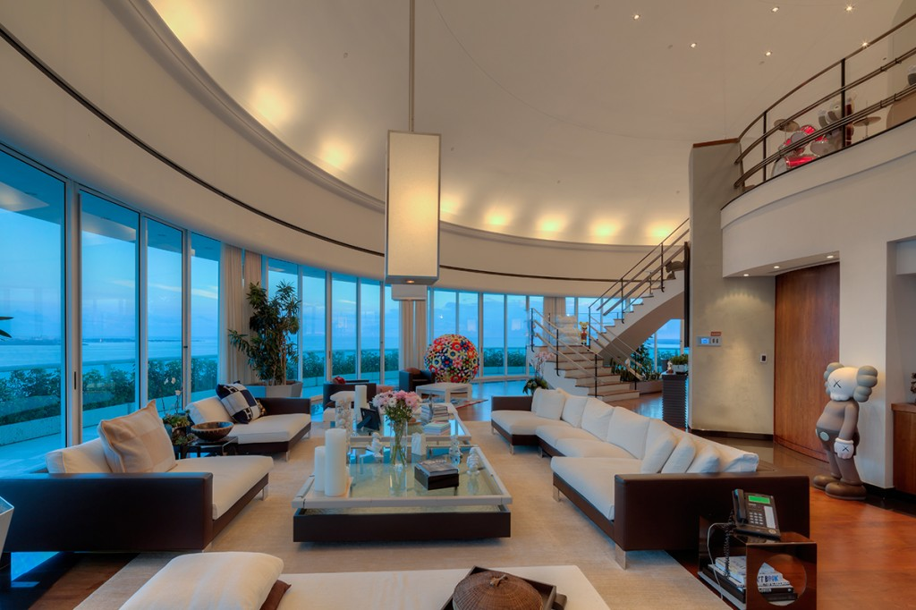 Bristol Tower Penthouse Luxe Living Miami