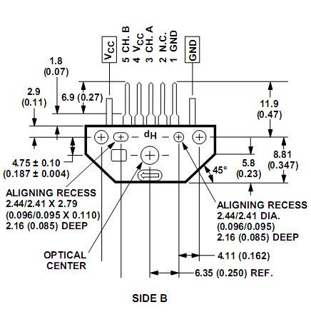 Rotary Encoder Using Arduino Hardware Interrupts