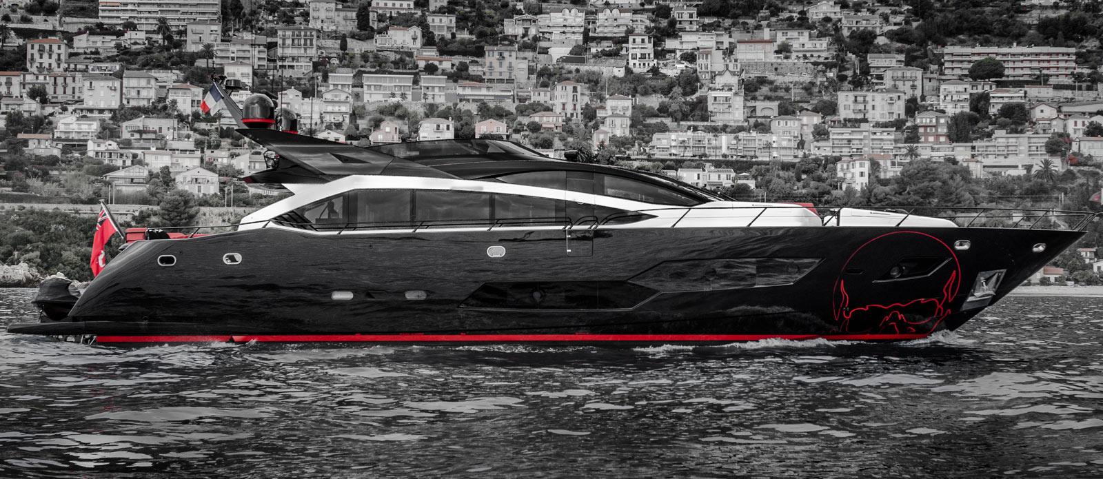 Sunseeker 101 Sport Yacht BLACK LEGEND For Sale