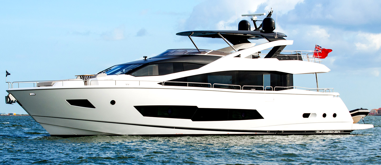 Sunseeker 86 Yacht - Providence - Bristow-Holmes For Sale