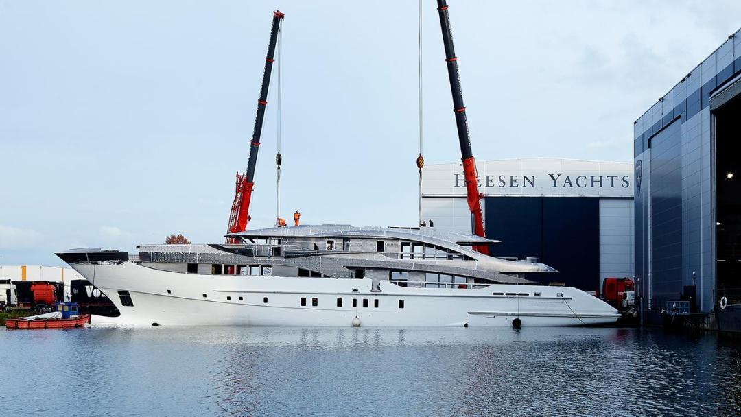 Heesen Yacht - Project Neptune