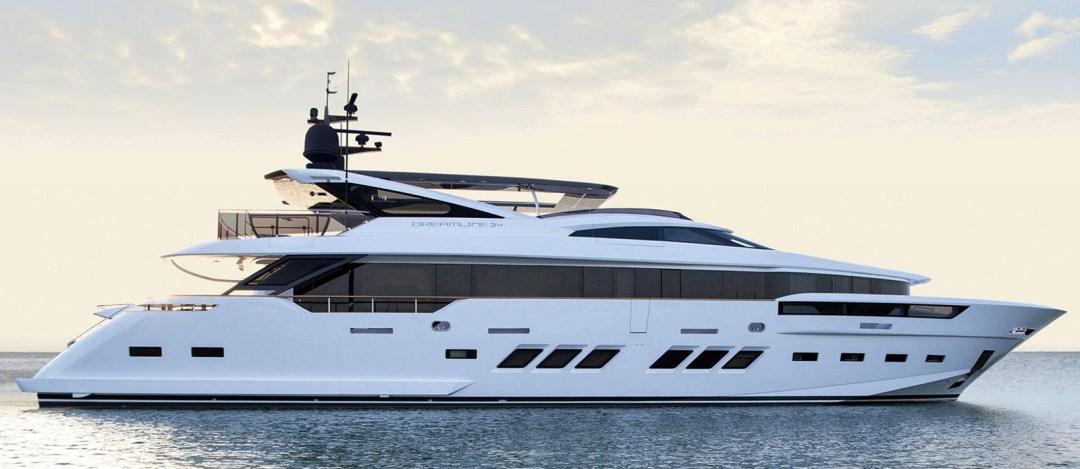 Dreamline Superyacht 34m