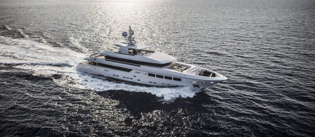 41m Superyacht