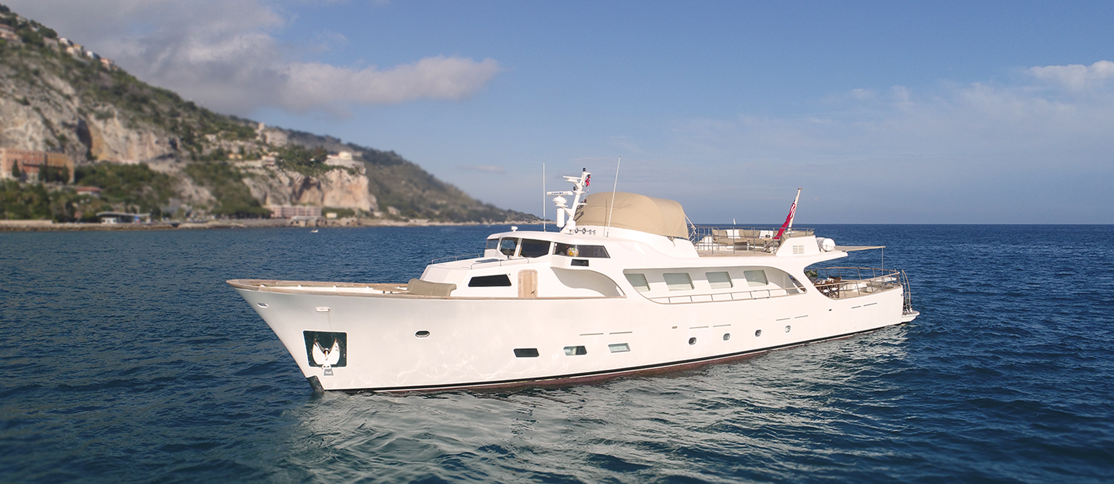The gentleman's motor yacht, Conquest of 1966