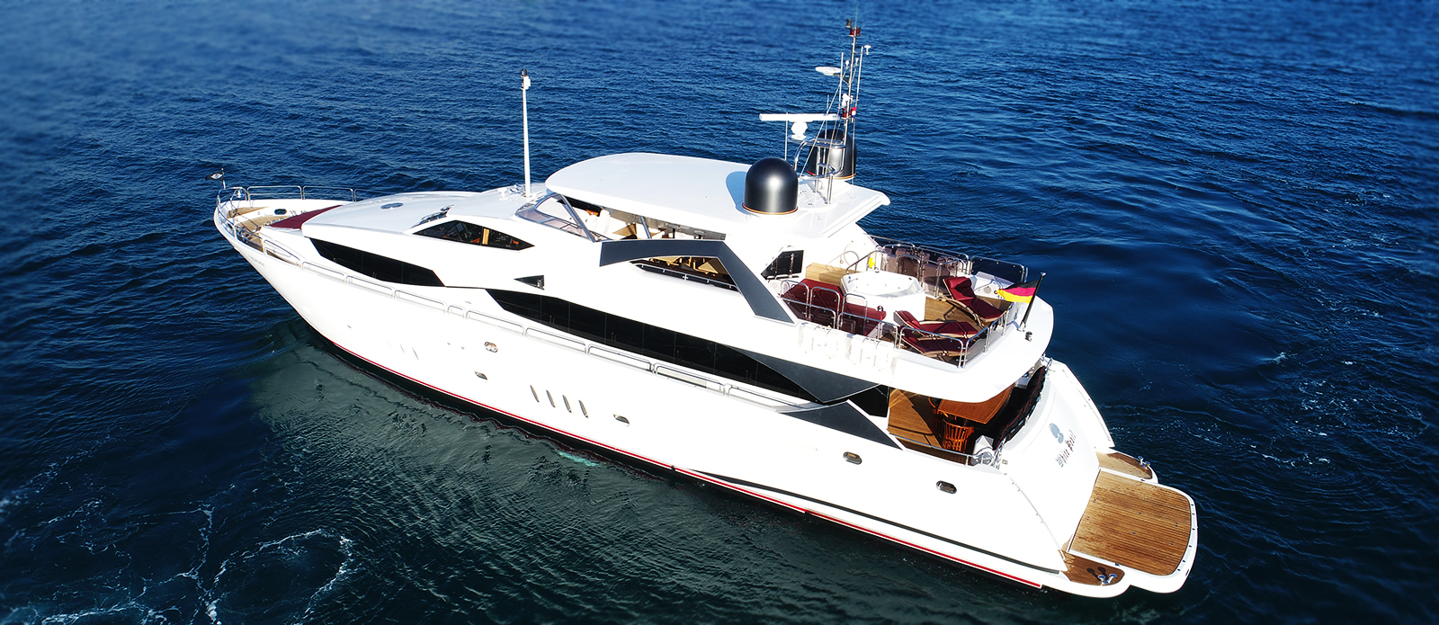 Sunseeker 34M Yacht For Sale Exclusively with Bristow-Holmes
