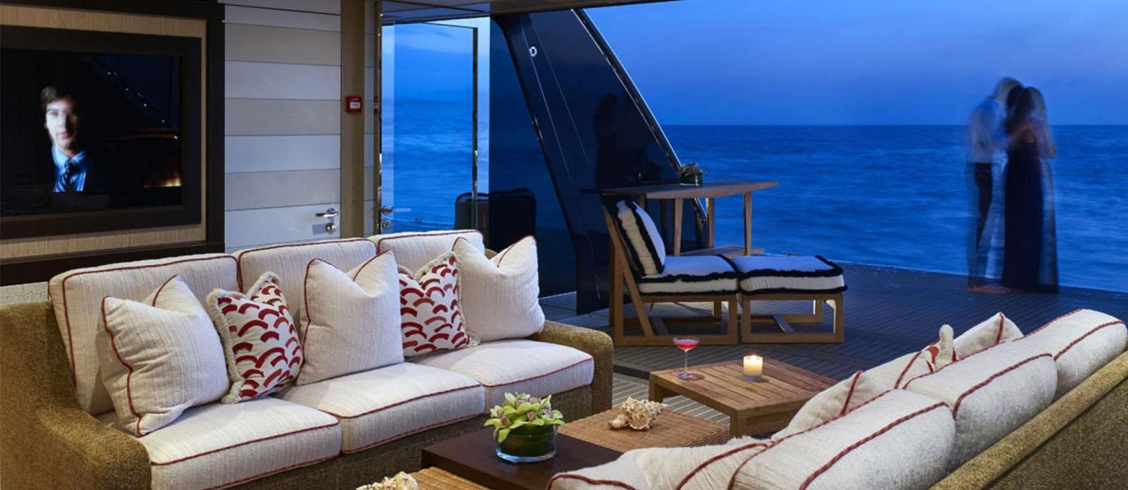 Tranquility - Balcony