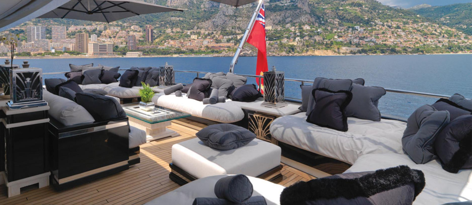 Exterior Seating - Silver-Angel-Charter