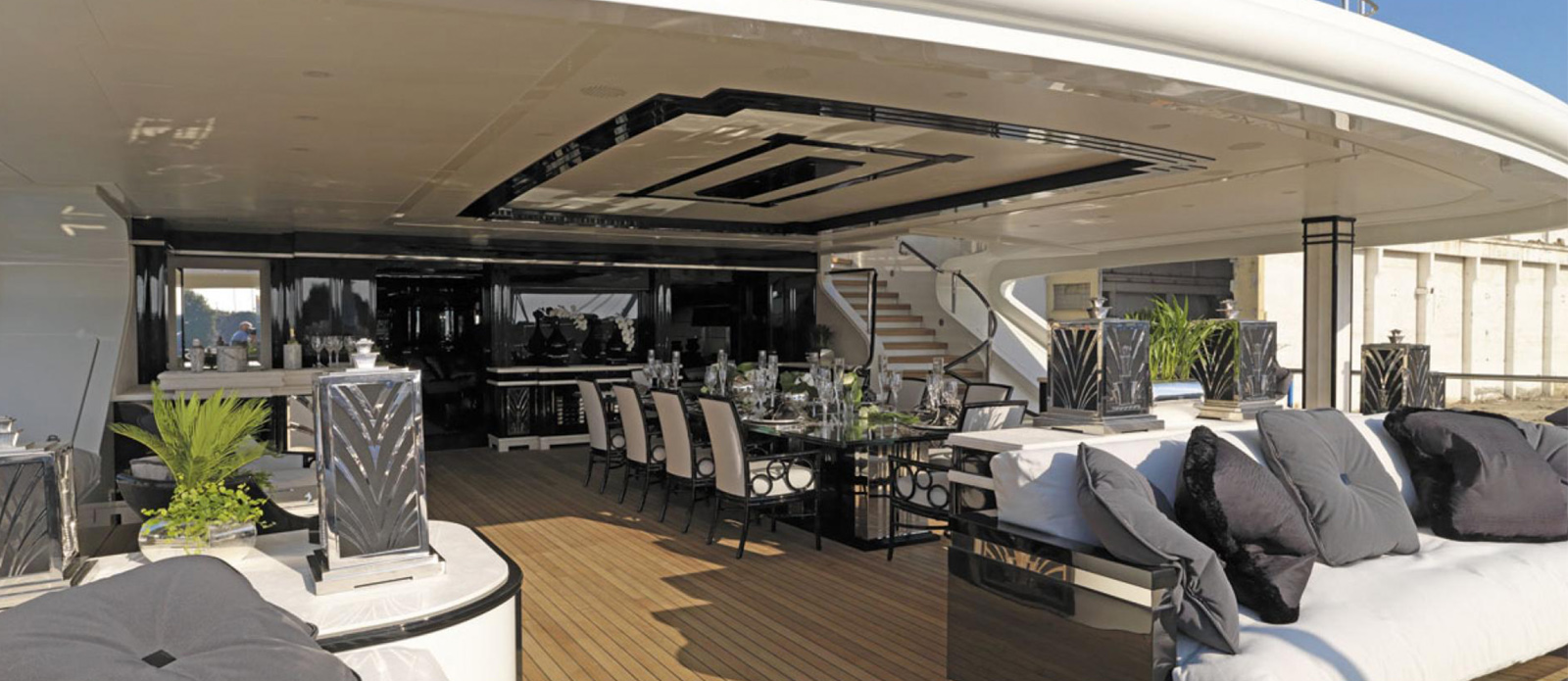 Main Deck - Silver-Angel-Charter
