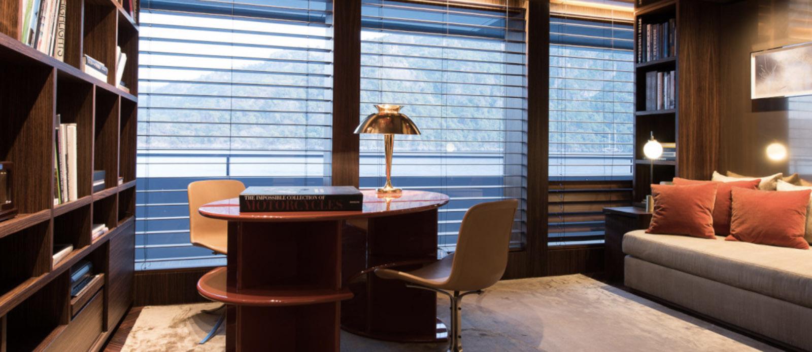 Savannah - Owners Office