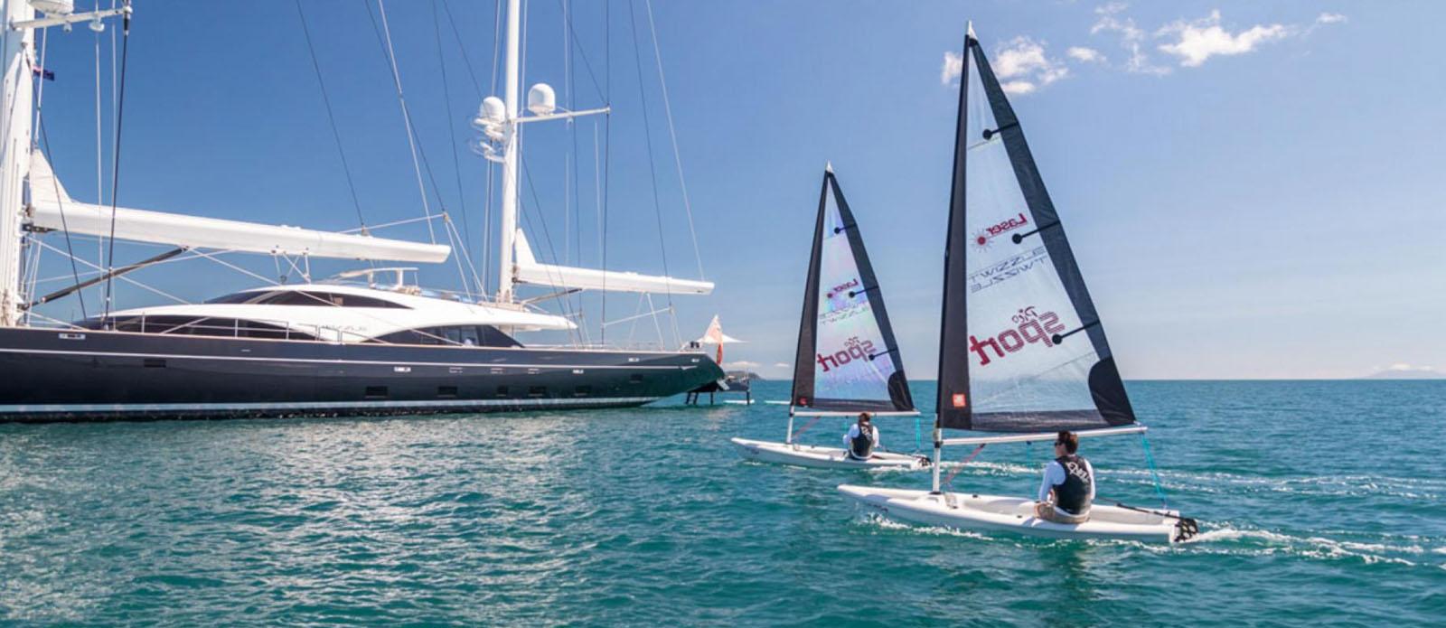 Twizzle -Sailing