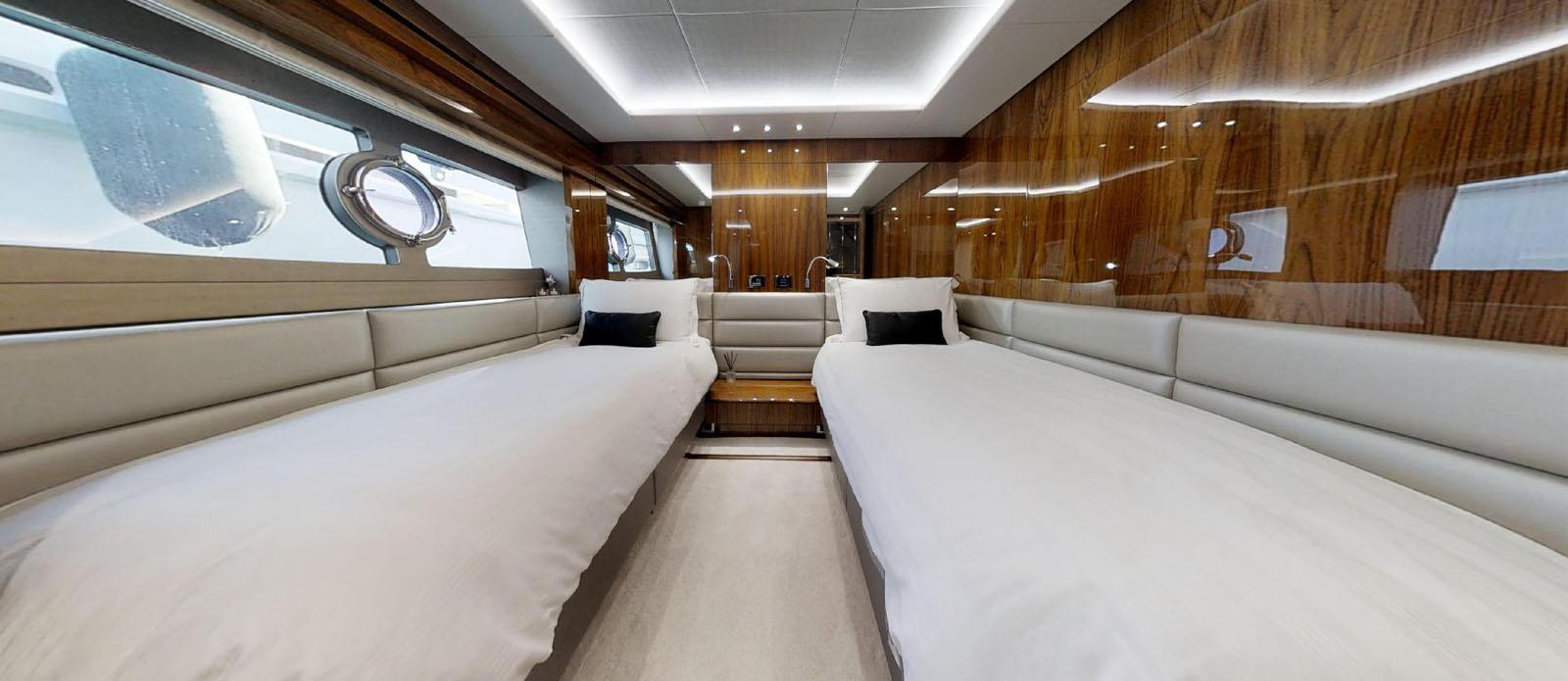 Sunseeker-86-Yacht-MiBowt-Twin-Cabin