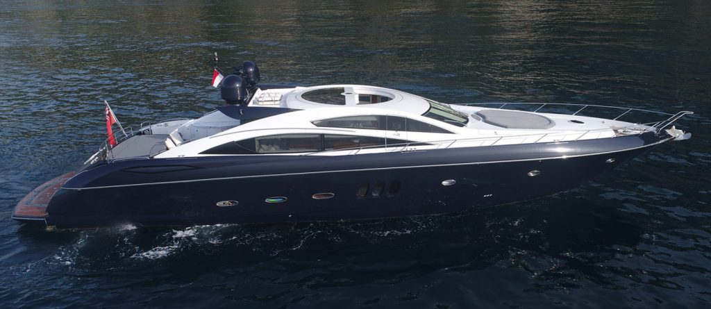 Sunseeker Predator 82 For Sale Sold Exclusively By Bristow-Holmes