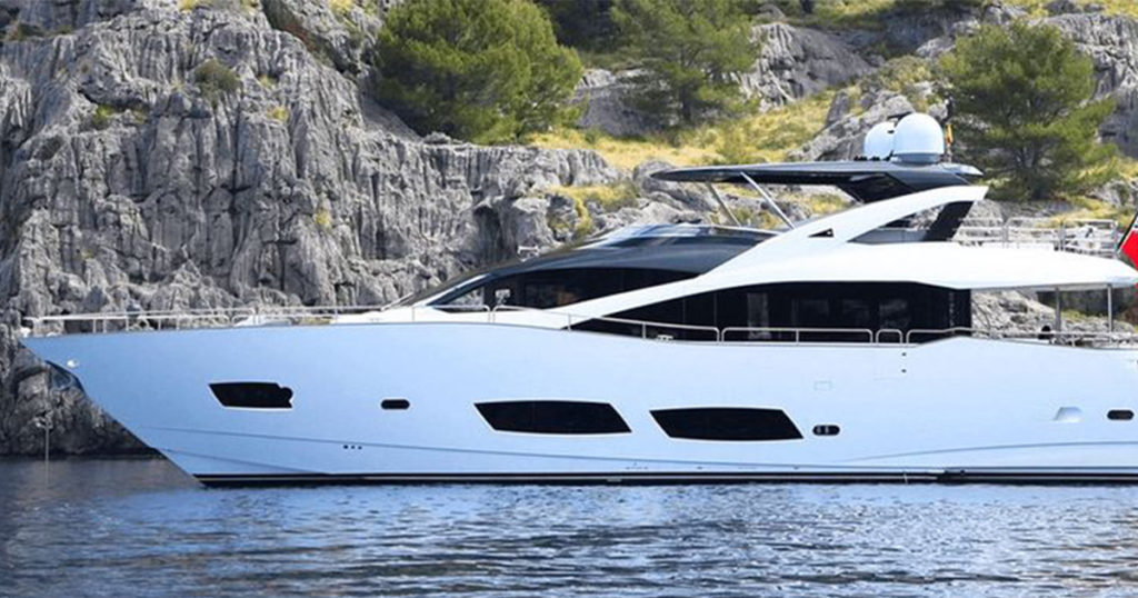 Sunseeker 86 Yacht Providence For Sale Sold Exclusively by Bristow-Holmes