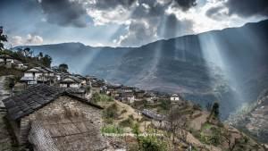 Nepal by Johnny Fenn