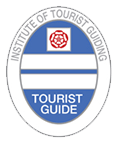 blue badge tourist guides
