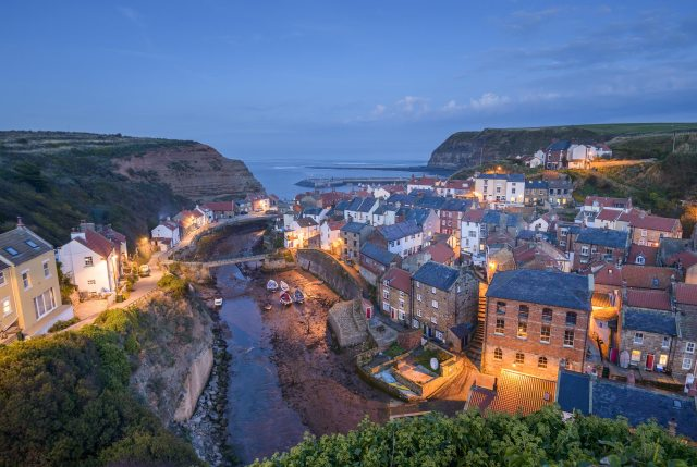 Staithes Seaside, Yorkshire