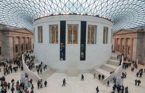 private tour of British Museum