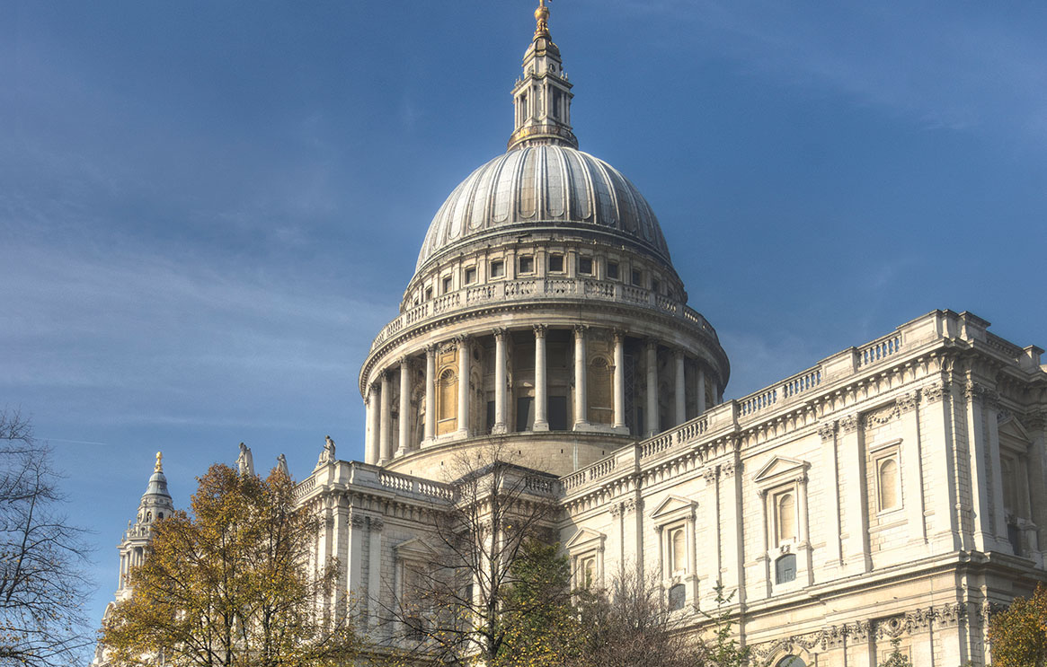 St Paul's Cathedral, Blue Badge guided tour