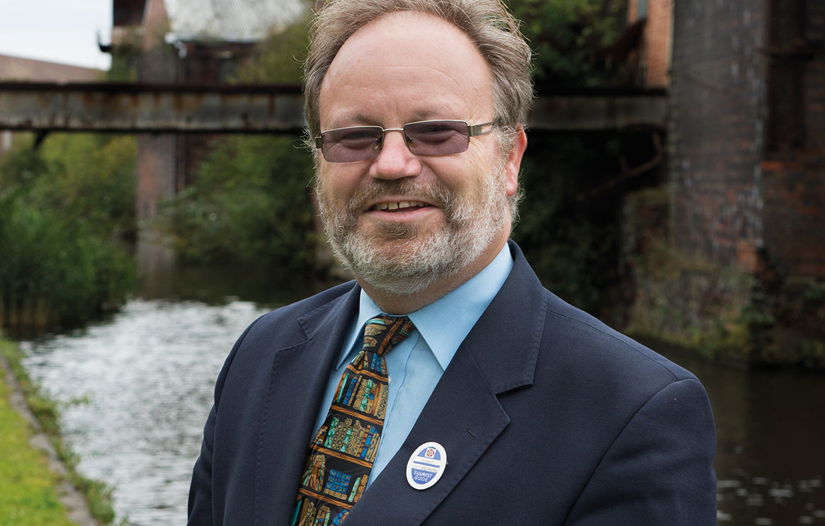 Ian Jelf, Blue Badge Guide