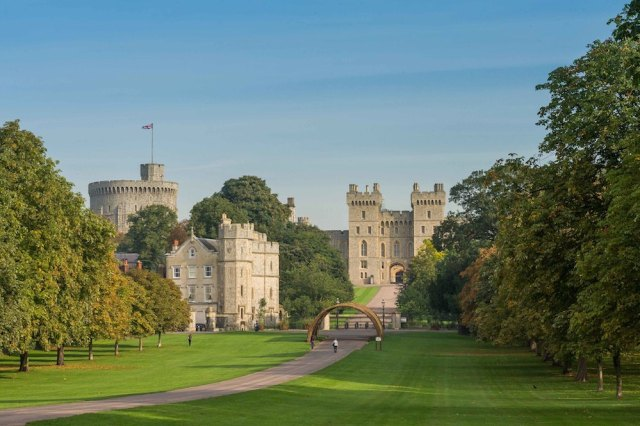 Private tour of Windsor Castle