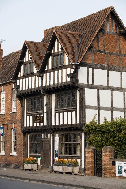 Nash House, Shakespeare