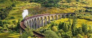 Goathland Railway in Yorkshire features as Hogsmeade Station