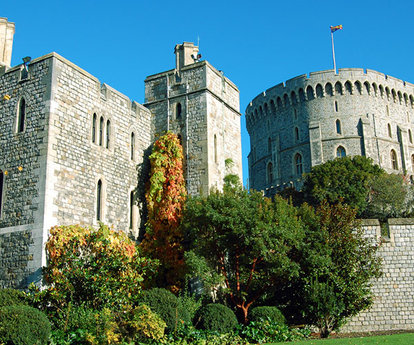 Guided tour of Windsor Castle