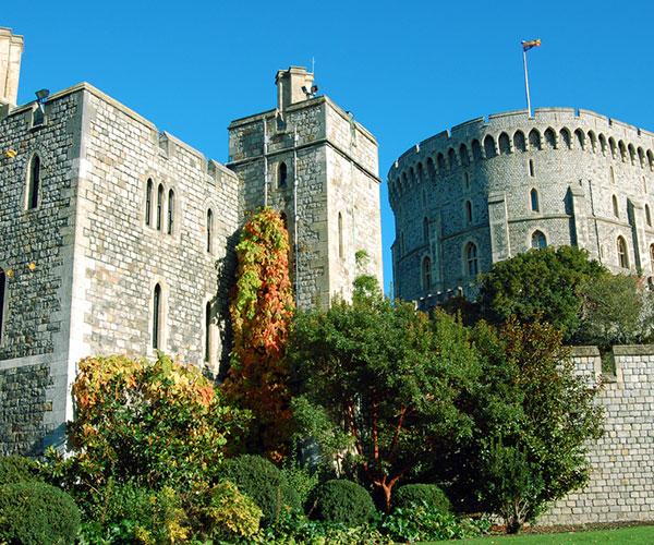 windsor castle front entrance