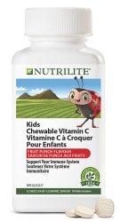 Nutrilite™ Kids Chewable Vitamin C