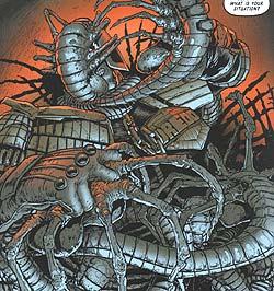 Judge Dredd vs Aliens - Incubus (2/3)