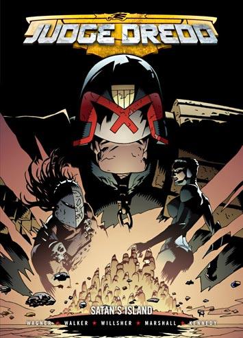 Judge Dredd - Satan's Island (1/3)