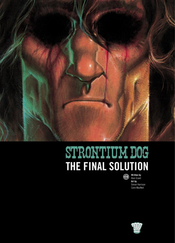 Strontium Dog - The Final Solution (1/4)
