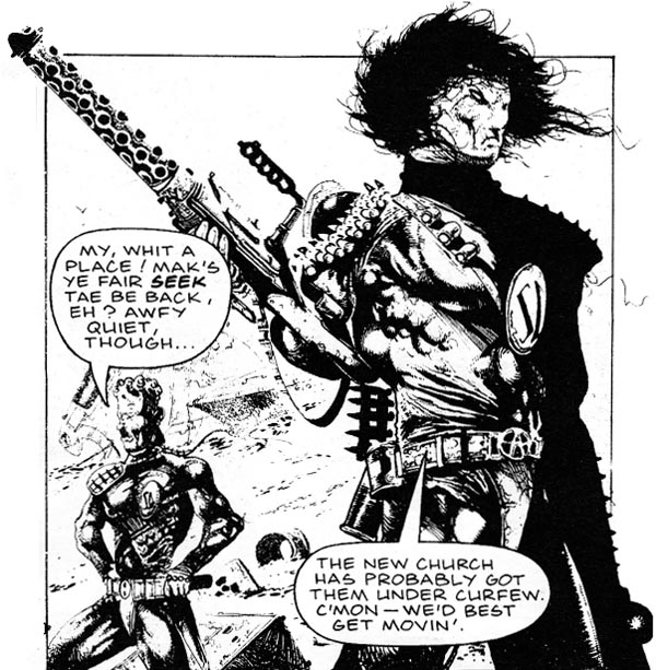 Strontium Dog - The Final Solution (2/4)