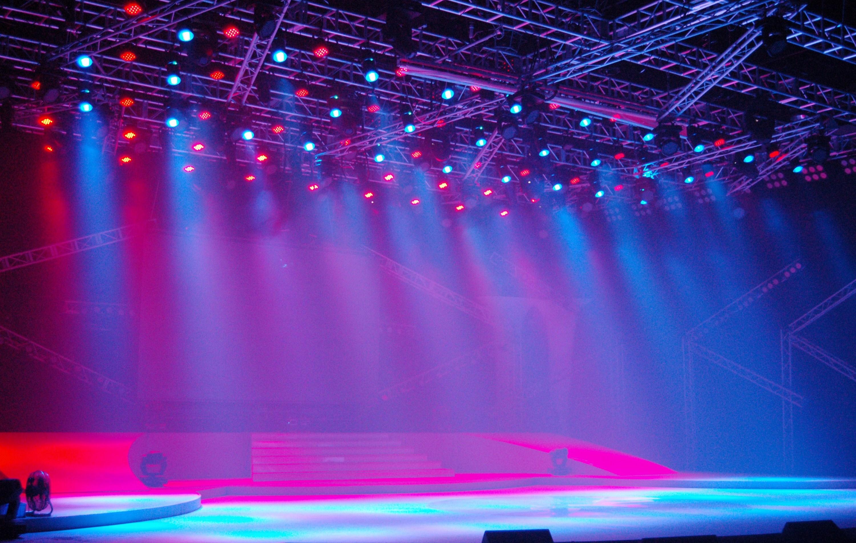 Briteq Led Mega Beam Mk3 Projectors Stage Lighting