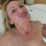 Divorced milf Crystal in M42 hotel cum party