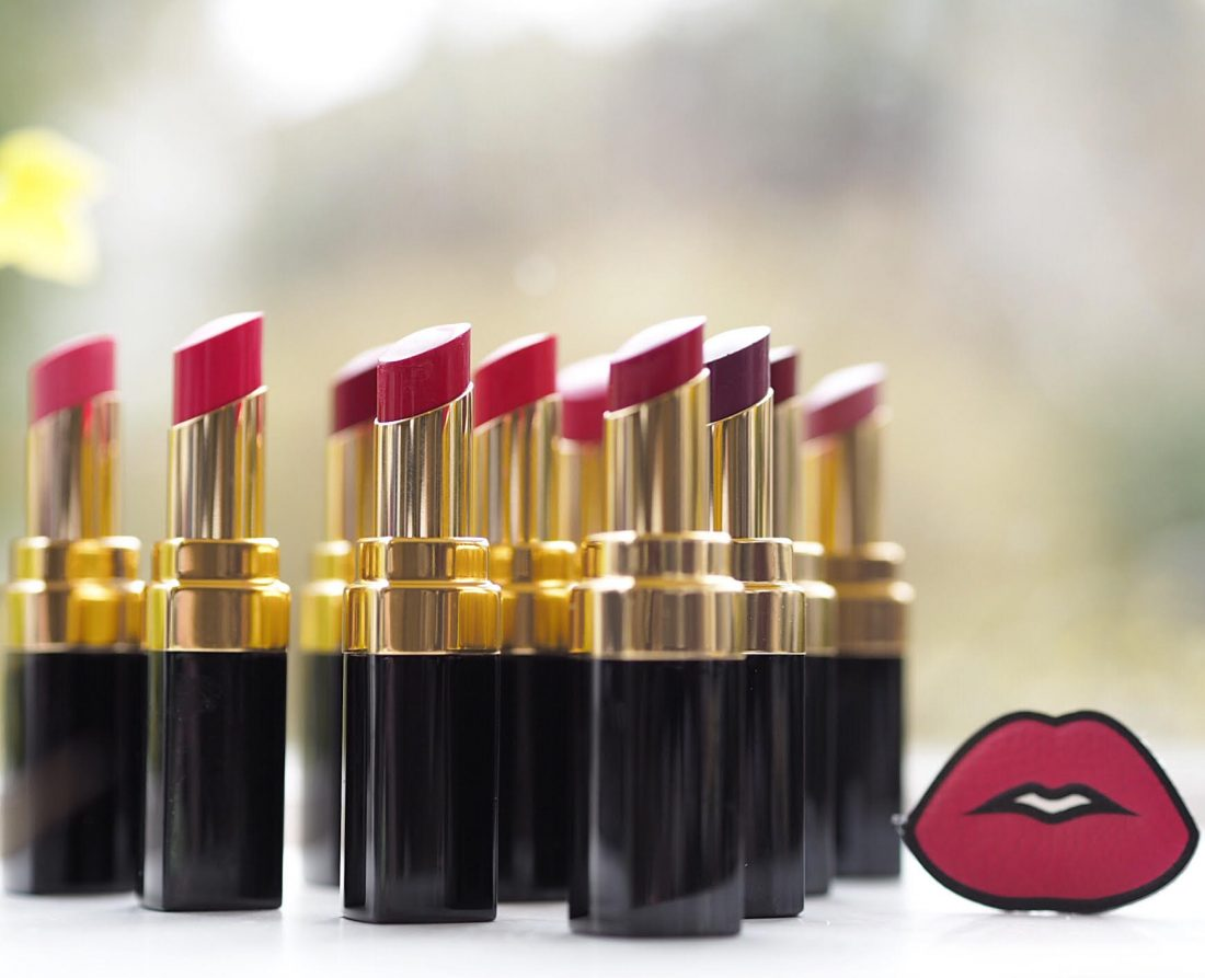 Chanel Rouge Coco Flash  British Beauty Blogger