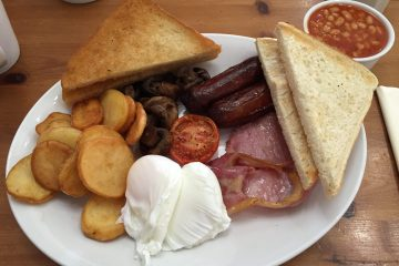 Becketts Farm Full English