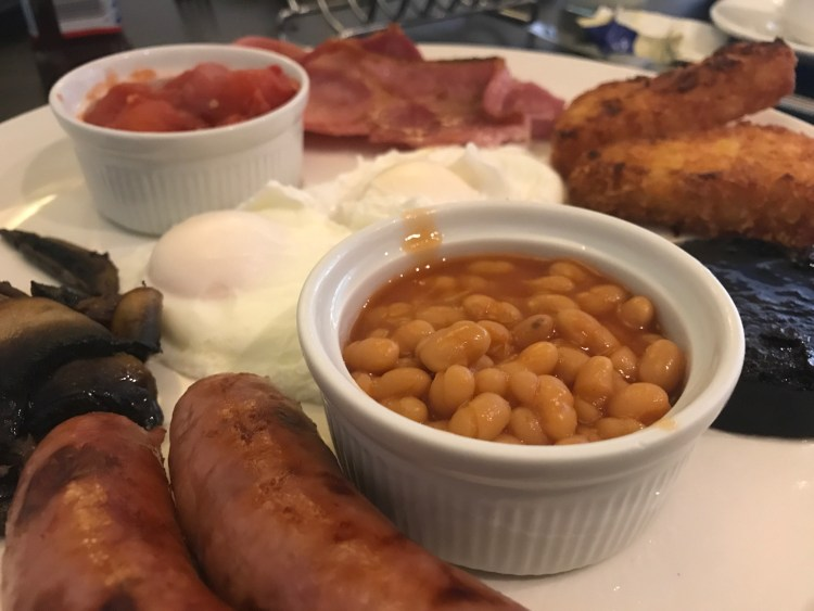 Christophers - Tamworth - Full English Breakfast