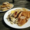 Hatton Locks Cafe Full English