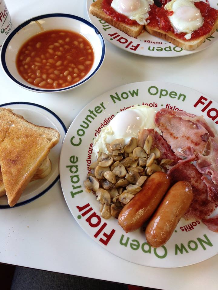 The Drome Full English Breakfast