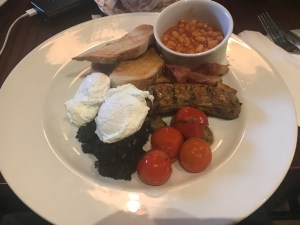 The Junction Harborne - Full English Breakfast